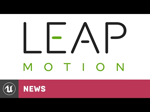 Leap Motion Plugin | News | Unreal Engine