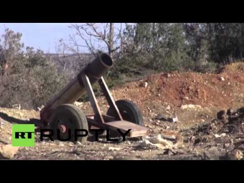 Syria: Syrian Army takes militant positions in latest Latakia offensive