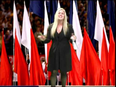 Christina Aquilera Parody National Anthem Super Bo...