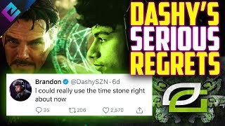 Dashy Wants to Leave OpTic for NRG?