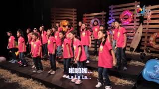 我有喜樂 A Joyful Song 敬拜MV - 兒童敬拜讚美專輯(6) 讚美的孩子最喜樂