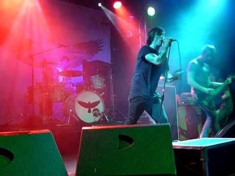We Are The Ocean - Trials and Tribulations - Gloucester Guildhall 25.08.11