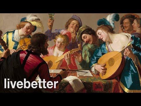 Música del Renacimiento | Octubre Clásico | Con Laud - Música Clásica estilo Medieval Antigua