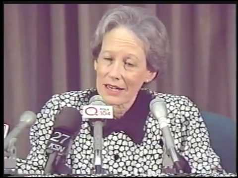 Landon Lecture | Nancy Landon Kassebaum 1987