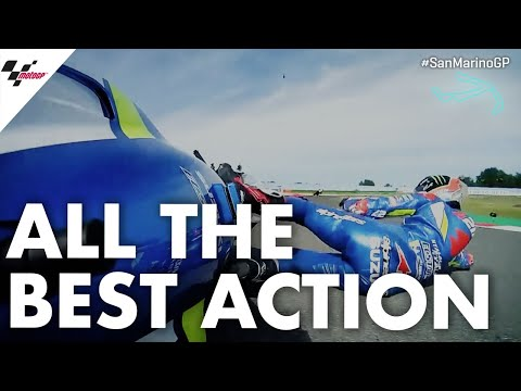 All of the Best Action | 2019 #SanMarinoGP