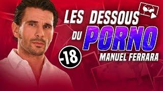 MANU FERRARA RACONTE LES DESSOUS DU PORNO 🔞 - Marion et Anne So