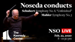 Noseda Invites You to watch NSO LIVE @ Feb. 22, 2020 8PM