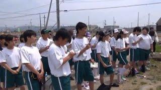 「みんなの公園づくり」ワークショップー第2回(東日本大震災復興支援)/ 日本ユニセフ協会
