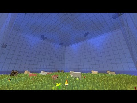 How To Remove All The Water From A Underwater Structure!!! On Xbox 360 and PS3