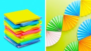 16 SPRING PAPER CRAFTS FOR SUNNY MOOD