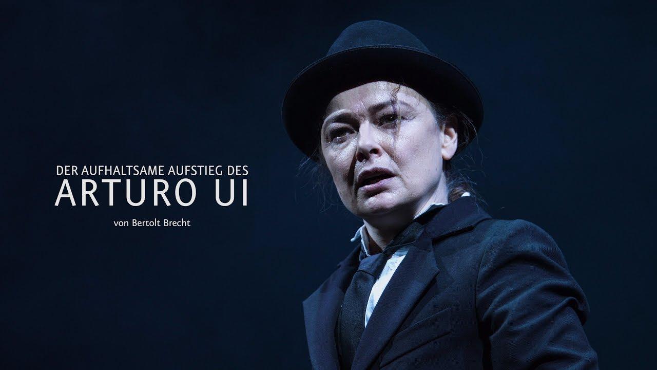 ARTURO UI - Staatstheater Cottbus (Trailer)