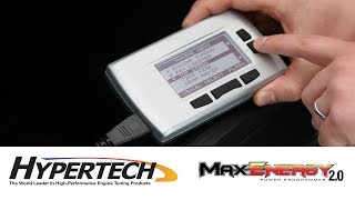 In the Garage™ with Performance Corner®: Hypertech Max Energy 2.0 Power Programmer