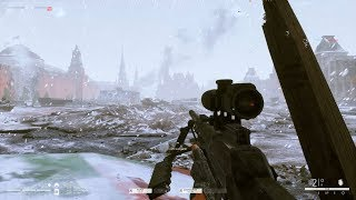 World War 3 - TOR 50 cal sniper gameplay