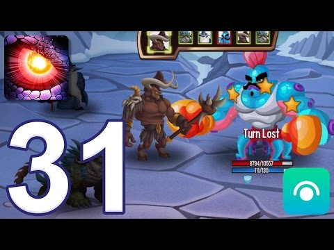 Monster Legends - Gameplay Walkthrough Part 31 - Adventure Map: Levels 46-50 (iOS, Android)