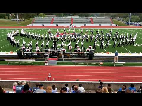 Flowery Branch Marching Band 2017: Sky Dance