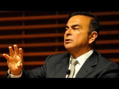 CEO Carlos Ghosn of Renault-Nissan Alliance on Innovation Mp3