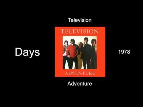 Television - Days - Adventure [1978]