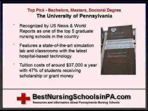 12 Accredited Nursing Schools in Philadelphia, Pennsylvania