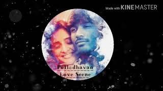 Pollathavan kiss dailog 😘