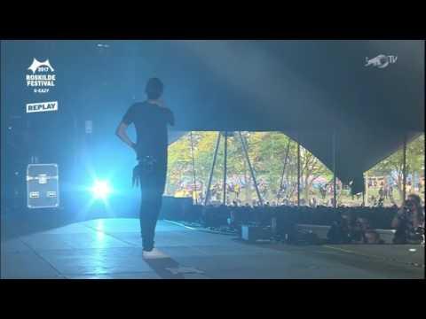 G-Eazy live at Roskilde Festival 2017