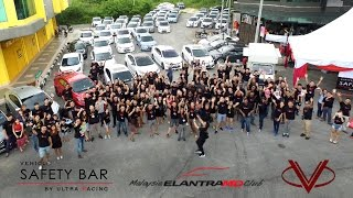 Hyundai Elantra Club have a experience with Vehicle Safety Bar