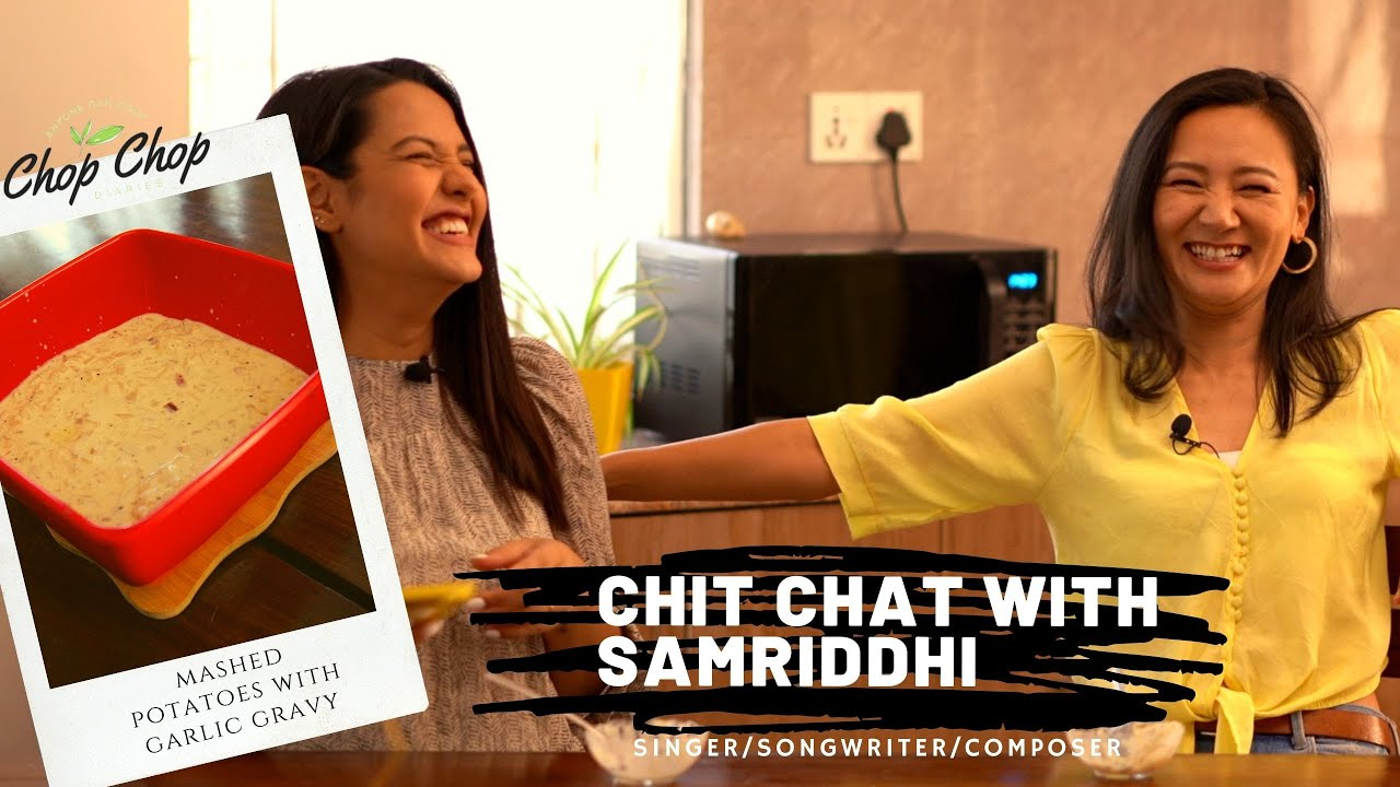 EXCLUSIVE release of 'Anumati' | Chit-Chat with Samriddhi  | Mashed Potatoes | Chop Chop D