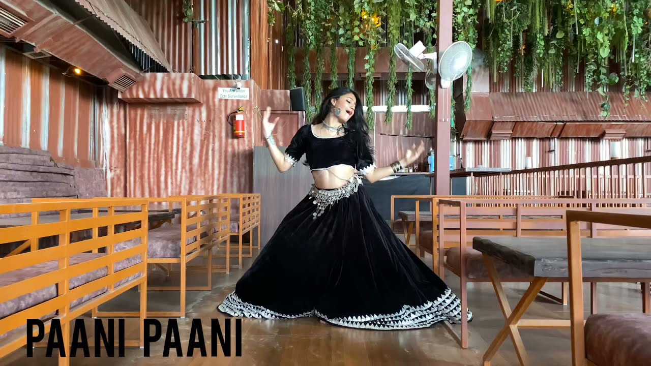 Paani Paani | Badshah , Jacqueline Fernandez, Aastha Gill | Dance Cover | Sheetal Biyani