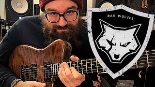Bad Wolves - Remember When (Guitar Cover by FRANKLIN)