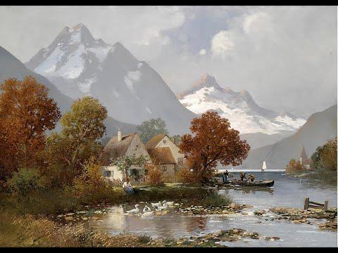 Adolf Kaufmann ✽  (Austrian artist, 1848-1916)