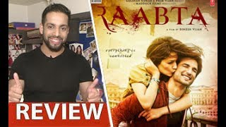 Raabta Review by Salil Acharya | Sushant Singh Rajput, Kriti Sanon | Full Movie Rating