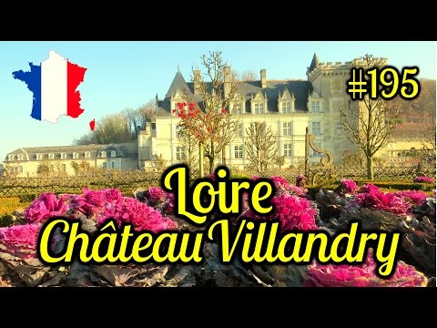 Château de Villandry | Loire Travel | Europe travel tips | france travel