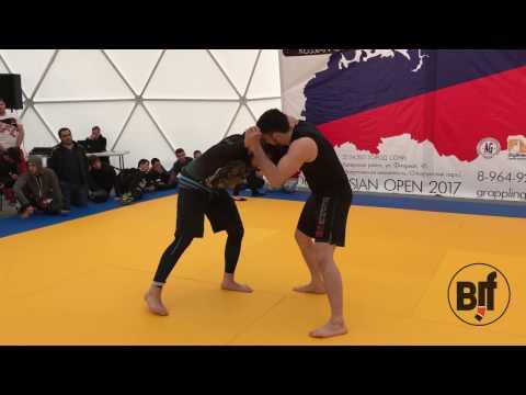 ADCC RUSsian open  Final 98.9 kg Бештаов Артур - Албасов Магомед
