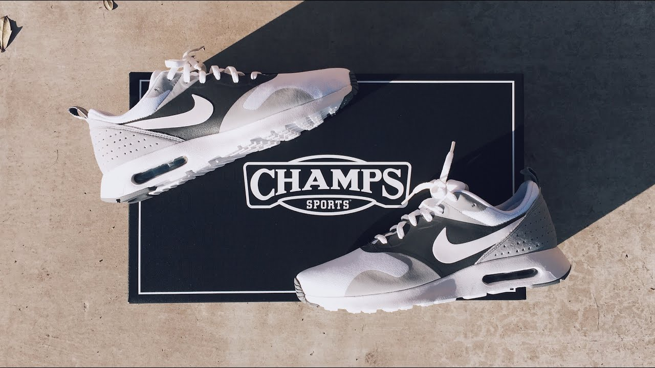 Nike Air Max Tavas Grey White