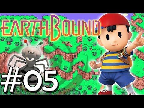 Karl Spiller EarthBound: Del 5 - Et Lite øyeblikk