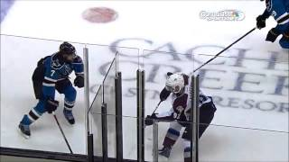 San Jose Sharks Top 10 Plays of the 2013 Regular Season