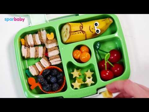 5 tolle Ideen für die Brotdose   Frühstück und Snacks für Kinder für Kita oder Schule