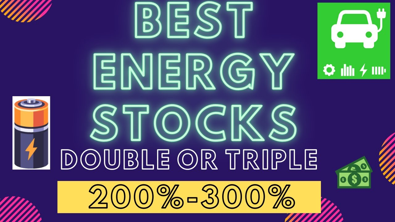 Clean Energy ⚡ Stocks That Could Double or Triple in 2021!