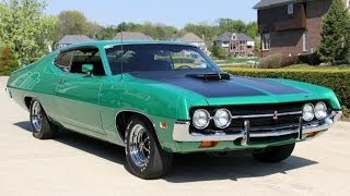 1971 Ford Torino Cobra For Sale