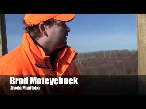 Jason Gauthier's Manitoba Whitetail Hunting