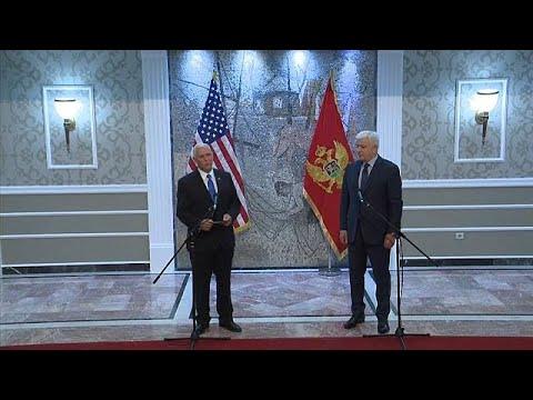 Visiting region, Pence keeps threat to Venezuela on table