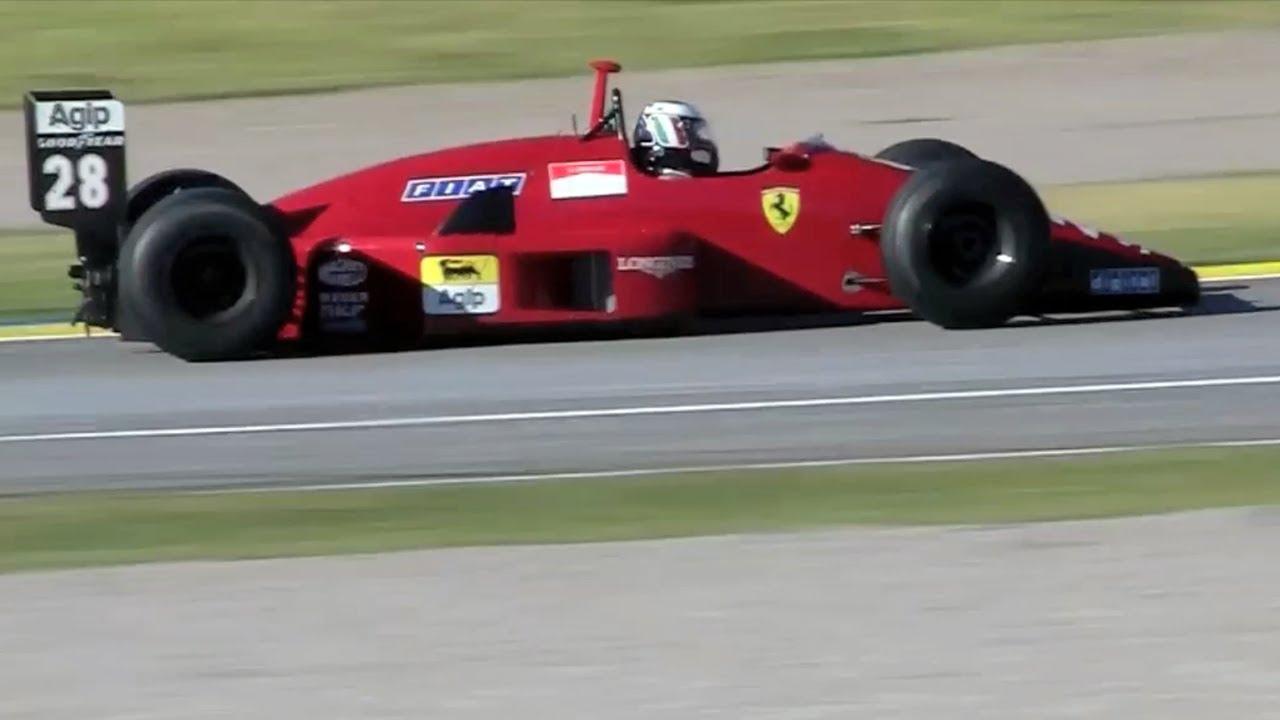 Ferrari F1 87 88c Youtube