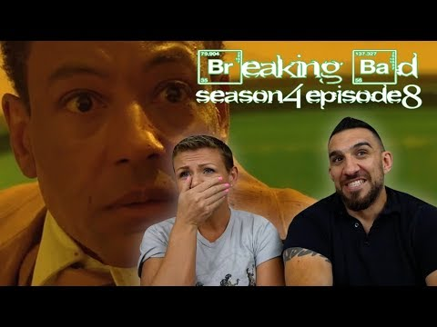 Breaking Bad Season 4 Episode 8 'Hermanos' REACTION!!