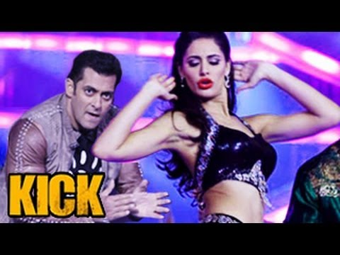 Salman Khan KICK ITEM SONG with Nargis Fakhri