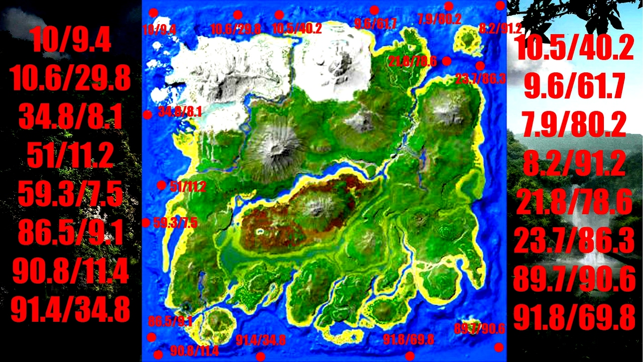 Ark survival evolved new deep sea crate locations the island youtube ark survival evolved new deep sea crate locations the island malvernweather Choice Image