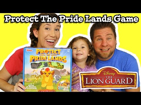 The Lion Guard Protect The Pride Lands Game