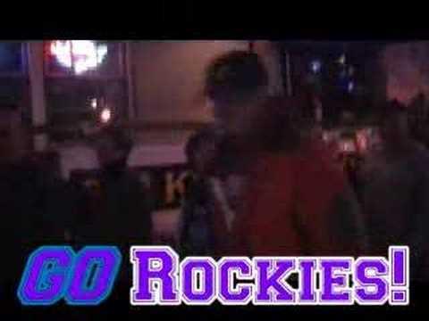 Colorado Rockies fans and KYGO