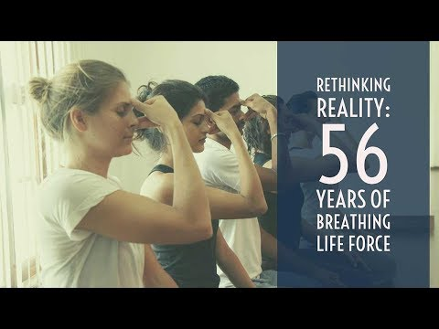 Rethinking Reality: 56 Years of Breathing Life Force | Dr. Robert Cassar
