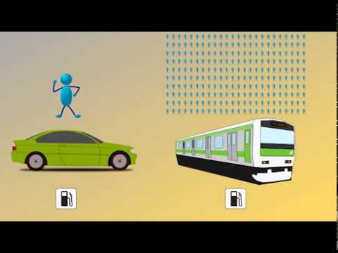 The Sustainability Case for Mass Transit