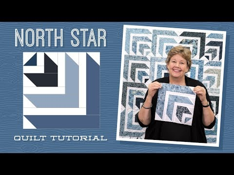 "Make a ""North Star"" Quilt with Jenny!"