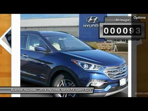 2018 Hyundai Santa Fe Sport Saint Paul, White Bear Lake, Minneapolis, Inver  Grove Heights MN 400847